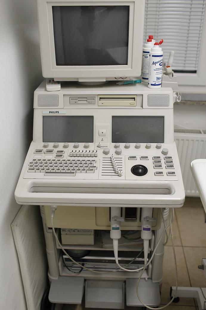 Diagnosticky ultrazvuk Philips (ambulance Tererova)  _S4B3971